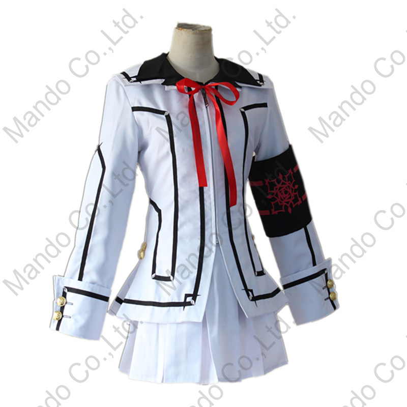 Anime Vampire Knight Souen Ruka Cosplay Costumes Girls School Uniform Dress Suit Women Halloween Cosplay Party Outfit