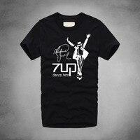 New Arrival T Shirt Cheap Sale Michael Jackson T Shirts Men MJ Logo Man T Shirts