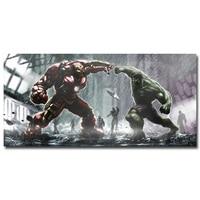 Avengers 2 Age Of Ultron Movie Art Silk Poster Print 24x50 Hulk Captain America Iron Man