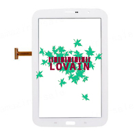 LOVAIN Black White Original 10PCS Tested For Samsung Galaxy Note 8 0 N5100 N5110 N5120 Touch