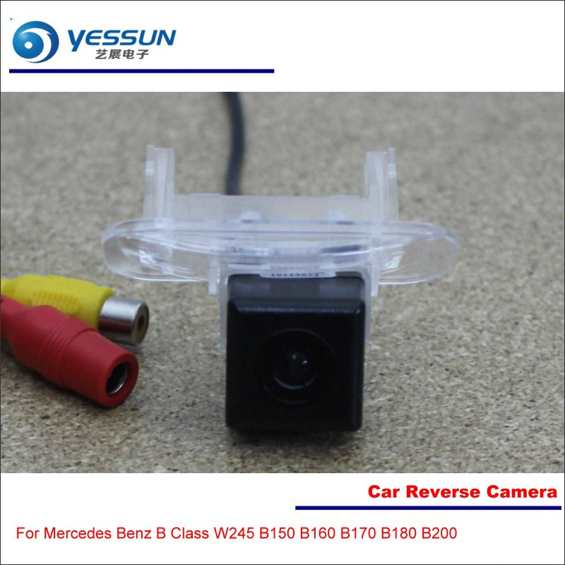 YESSUN Car Reverse Camera For <font><b>Mercedes</b></font> Benz B Class <font><b>W245</b></font> B150 B160 <font><b>B170</b></font> B180 B200 - Rear View Back Up Parking Reversing Camera image