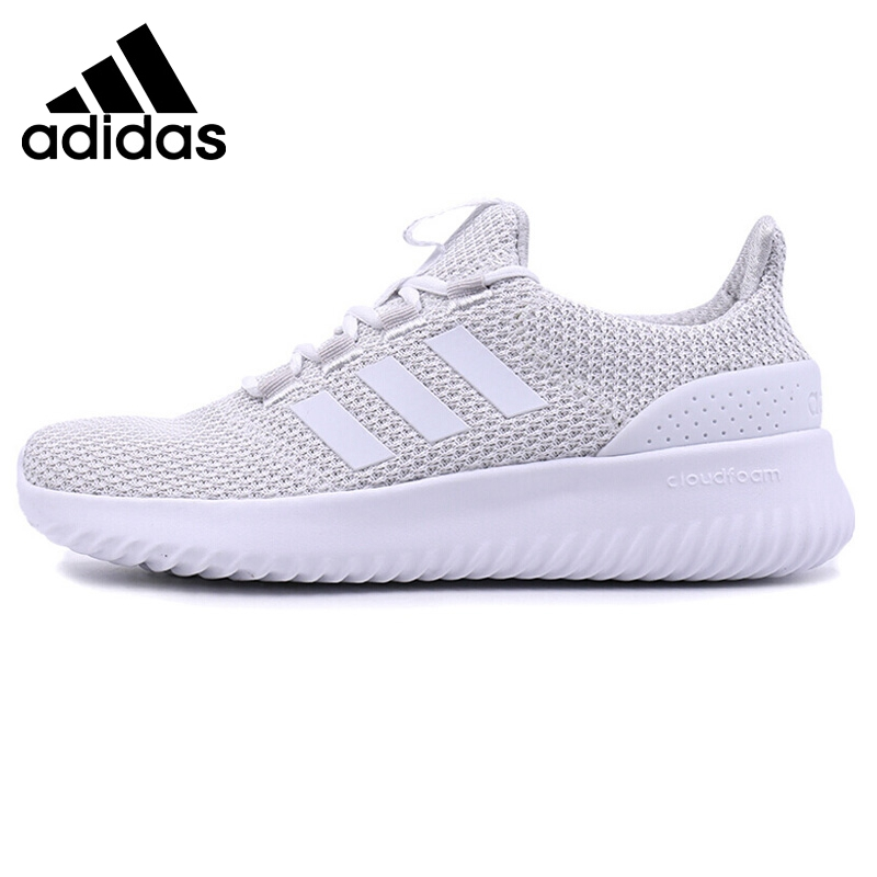 US $76.17 68% OFF|Official Original Adidas NEO LABEL CLOUDFOAM ULTIMATE Women's Skateboarding Shoes Anti Slippery Hard Wearing Sneakers Durable in