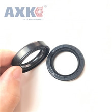 axk 20x45x7 mm 36x46x7 mm tc oil shaft simmer ring rotary shaft seal nitrile seals buna n basl rubber gasket AXK 26x35x5/5.4/7  26x36x7 Nitrile Rubber NBR Double Lip Spring TC Ring Gasket Radial Shaft Skeleton Oil Seal
