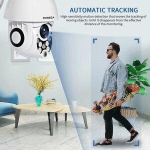 Image 2 - SECTEC 1080P PTZ IP Camera Auto Tracking Speed Dome WiFi Wireless CCTV Camera Outdoor Security Surveillance Waterproof Camera
