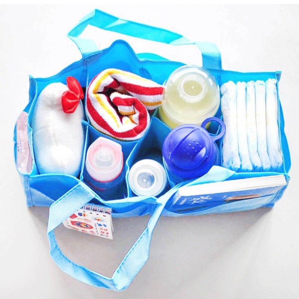 2 colors portable baby diaper bag shopbabyboom. Black Bedroom Furniture Sets. Home Design Ideas