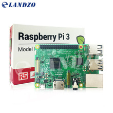 RS Version made in UK: Original Raspberry Pi 3 Model B 1GB LPDDR2 BCM2837 Quad-Core Ras PI3 B,PI 3B,PI 3 B with WiFi&Bluetooth