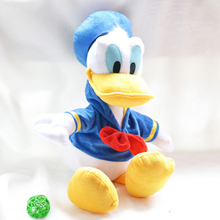 1pc 30cm Classic Donald Duck And Daisy Duck brinquedos Kawaii Doll High Quality Home Decor Children Gifts Christmas gift for kid