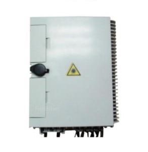 Image 2 - FTTH 24 cores fiber Termination Box 24 port 24 channel Splitter Box indoor outdoor fiber Splitter Box ABS FF FTB 24  A