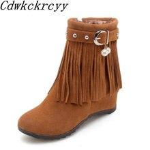 Женские ботинки на осень и зиму новые стильные короткие в студенческом