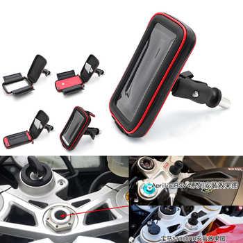 Phone Holder In Fork Stem Mount Bracket Motorcycle Navigation Bracket for Yamaha YZF R1 2002-2017 R6 2006-2017 R1M 2007 2008 - DISCOUNT ITEM  32 OFF Automobiles & Motorcycles