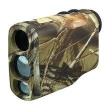 Cheaper Camouflage Laser rangefinder 600PRO multi functions waterproof hunting laser range finders with speed function
