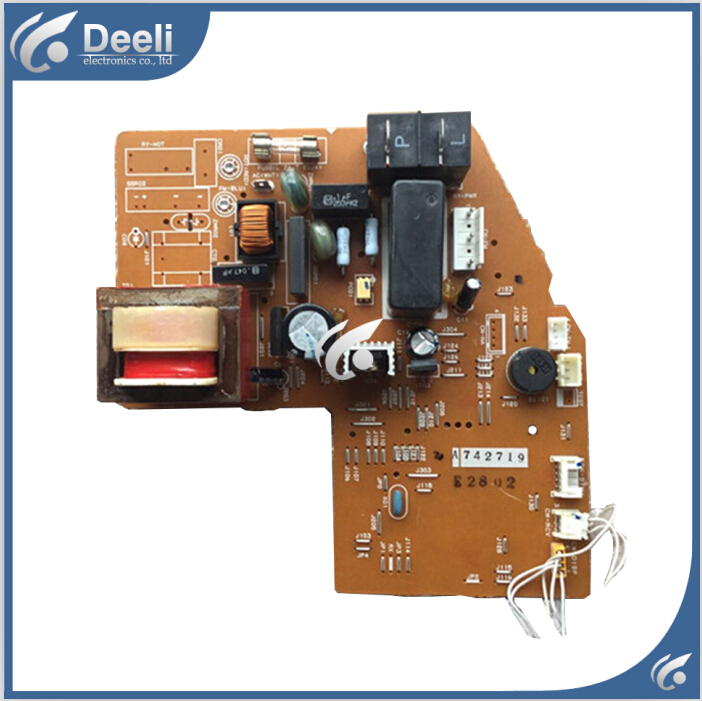 95% new good working for Panasonic air conditioning board A742713 A742719 control board epia ml8000ag epia ml 8000ag epia ml rev a industrial board 17 17 well tested working good
