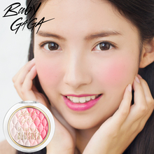 3 Colour Waterproof Long-Lasting Cheek Blush