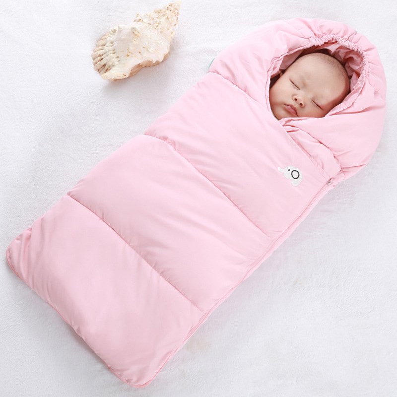 best loved 3e520 fa663 Hot sale Newborns Cotton Kids Sleeping Bag Baby Conditioning ...