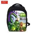 Children Hot Game Plants VS Zombies School Bags 3D Printing Backpack Casual Backpacks For Teenage Boys Girls Bag Mochila Escolar
