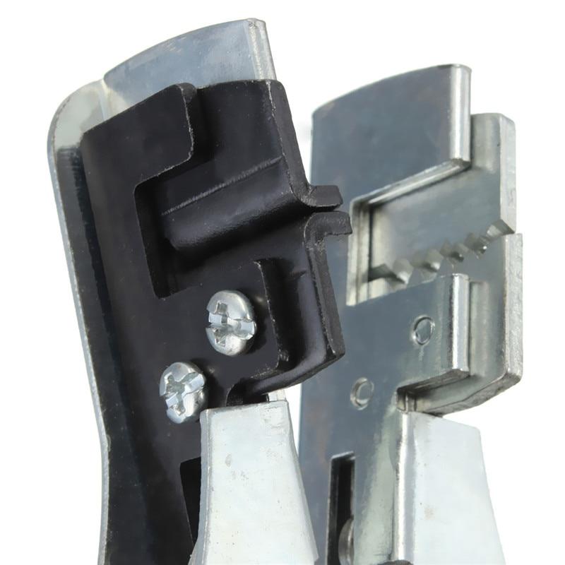 Automatinis kabelio laido nuėmiklis, nuspaudžiantis gniuždymo - Rankiniai įrankiai - Nuotrauka 4