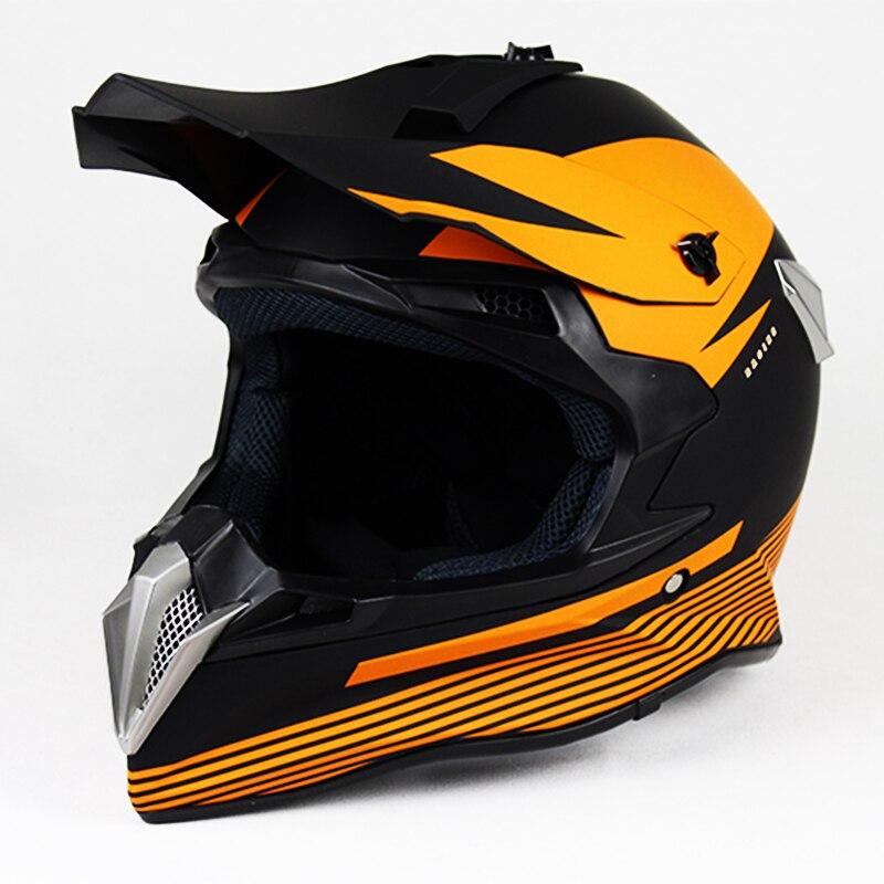 Moto cross caschi Arancione moto rbike ATV Dirt Bike Casco moto Casco Capacete moto casco crossMoto cross caschi Arancione moto rbike ATV Dirt Bike Casco moto Casco Capacete moto casco cross