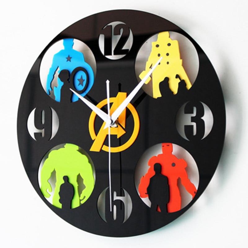 best offer new 3d wall clock saat cd record art reloj duvar