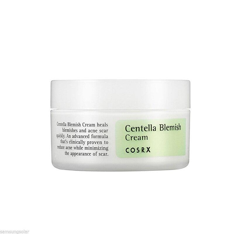 Cosrx Centella Blemish Cream 30ml Acne Scar Remove SKin Care Acne Treatment Shrink Pores Moisturizing Face Cream Korea Cosmetic