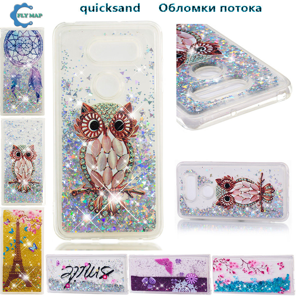 Cellphones & Telecommunications Special Section Quicksand Case For Lg V30 Plus H930ds Lg-h930ds Dynamic Liquid Glitter Stars Phone Cover Shell Coque For Lg V 30 Lgv30 Plus H930 Fitted Cases