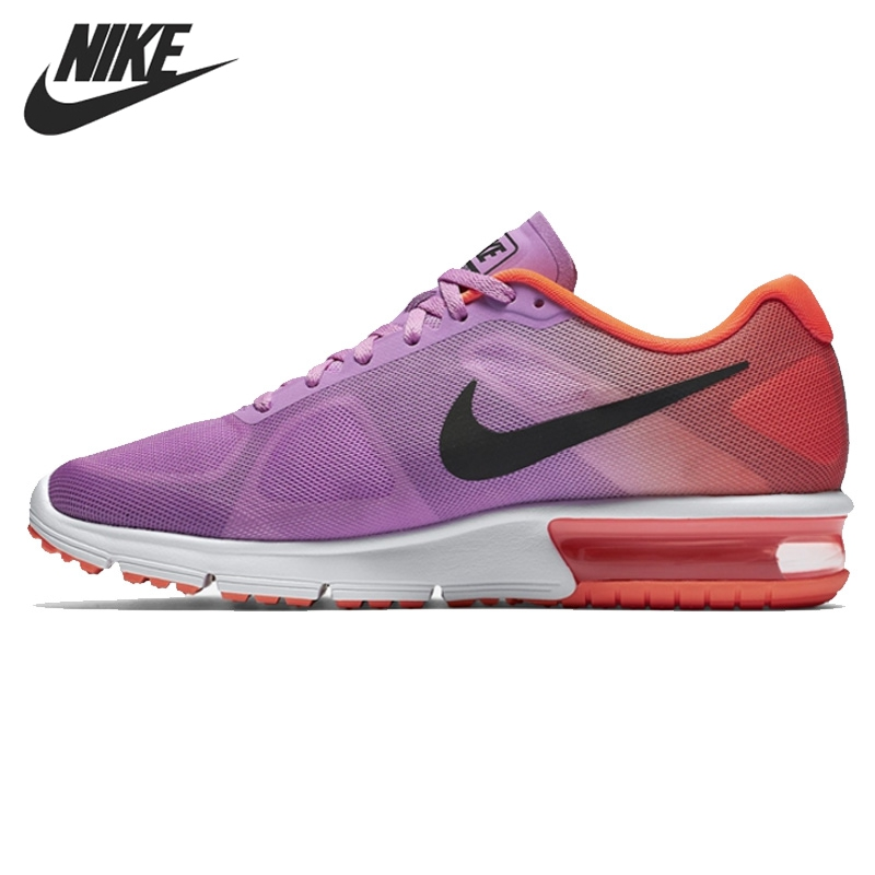 Original New Arrival 2017 NIKE AIR MAX SEQUENT Women's  Running Shoes Sneakers original new arrival nike w nike air pegasus women s running shoes sneakers