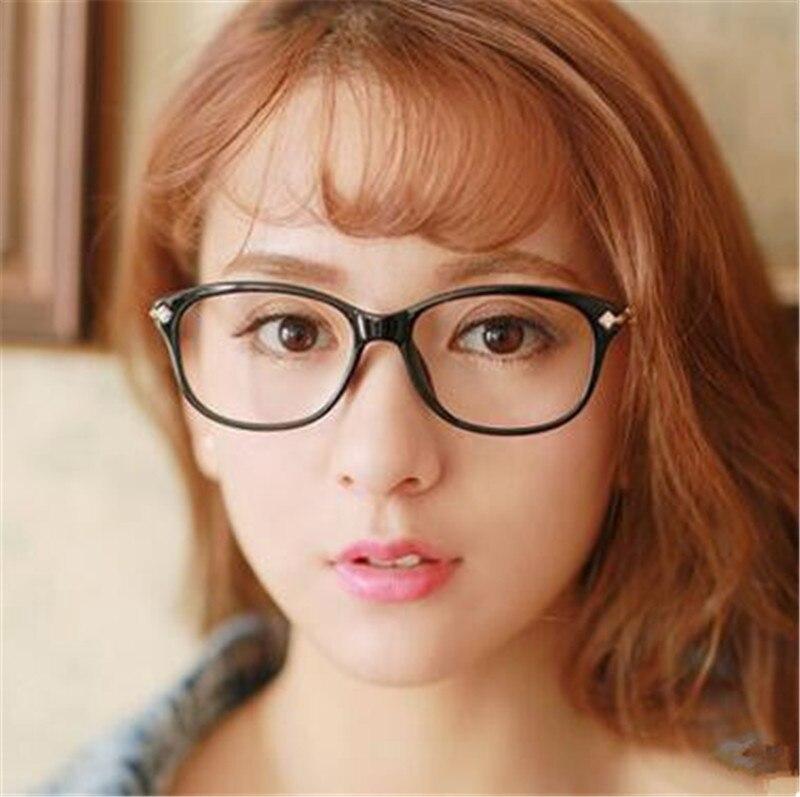 fashion brand designer eyeglasses frame women vintage cat eye glasses clear frame glasseschina