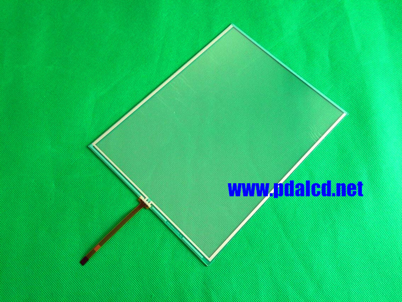 Original New 10 4 inch Touch Screen for N010 0554 X122 01 man machine interface Touch