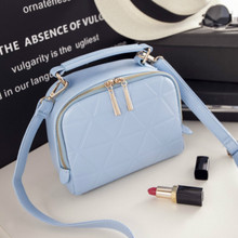 Candy Color Mini Women Messenger Bags Elegant Girls Lady Shoulder Bag Crossbody Fashion
