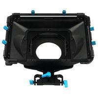 FOTGA DP3000 M2 DSLR matte box sunshade w/ donuts filter trays for 15mm rod rig
