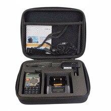 UV5R Case bag Handbag Portable Bag Suitable for Baofeng UV-5RA UV-5RE DM-5R plus
