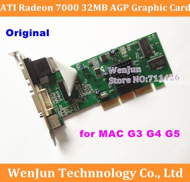 ATI RADEON 7000 AGP 32MB DRIVER PC