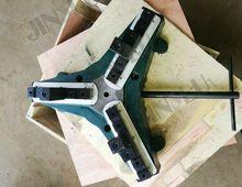Manual chcuk WPT 600 welding chucks chucks for welding positioner machines chucks