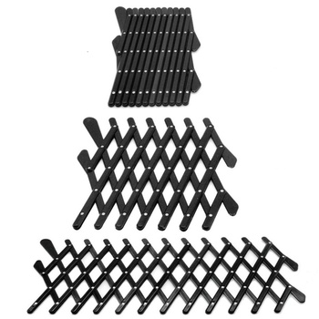 Pet Dog Wagon Window Fan Protection Net Safety Lattice Telescopic Fence Adjustment Range Is Suitable For All Kinds Of Cars