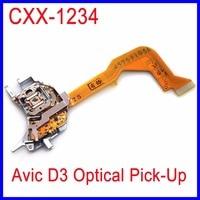 CXX1234 Laser Lens For Pioneer Avic D3 AVHP6550 P7550 CD DVD Player Spare Parts Lasereinheit ASSY