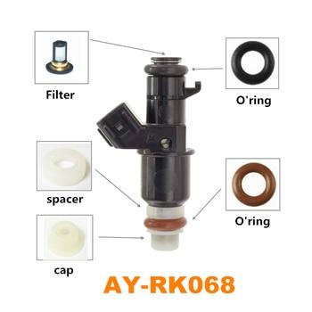 40 Set Injektor Bahan Bakar Perbaikan Kit untuk Keihin FJ1203 FJ1045 FJ785 FJ486 16450PWA003 16450-RNA-A01 Cocok untuk Honda Mobil AY-RK068