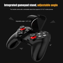 Get more info on the Choifoo Mobile Games Controller Wireless Universal Bluetooth Gamepad Game Handle with Bluetooth 4.0 Game Joystick Controller