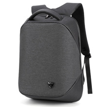New Fashion 15.6 inch Laptop Backpack USB Charging Anti Theft Bags Men Travel Backpacks Waterproof School Bag Male Mochila 2016 new fashion color men women travel bags backpacks school mochila men s laptop bag business waterproof backpack bag