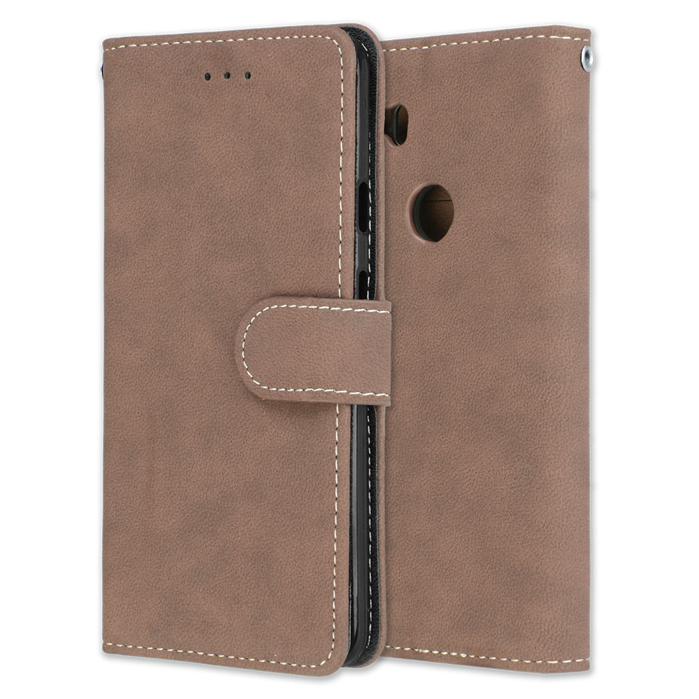 Matte Luxury Leather Case For Google Pixel 2 XL Retro Phone case Flip Cover Case for Google Pixel2 XL Case for Google Pixel 2 XL