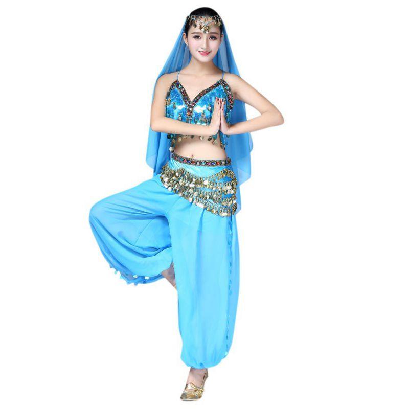 Coins Belly Dance Waist Chain Hip Scarf Bellydance Belt Hip Scarf Velvet Gypsy Wings Women Clothing