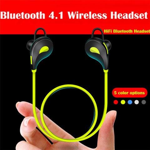 Hot Sale Fashion Bluetooth Wireless Handfree Headset Stereo Headphone Earphone Sport Universal Dropship Hot Earphones Lahore
