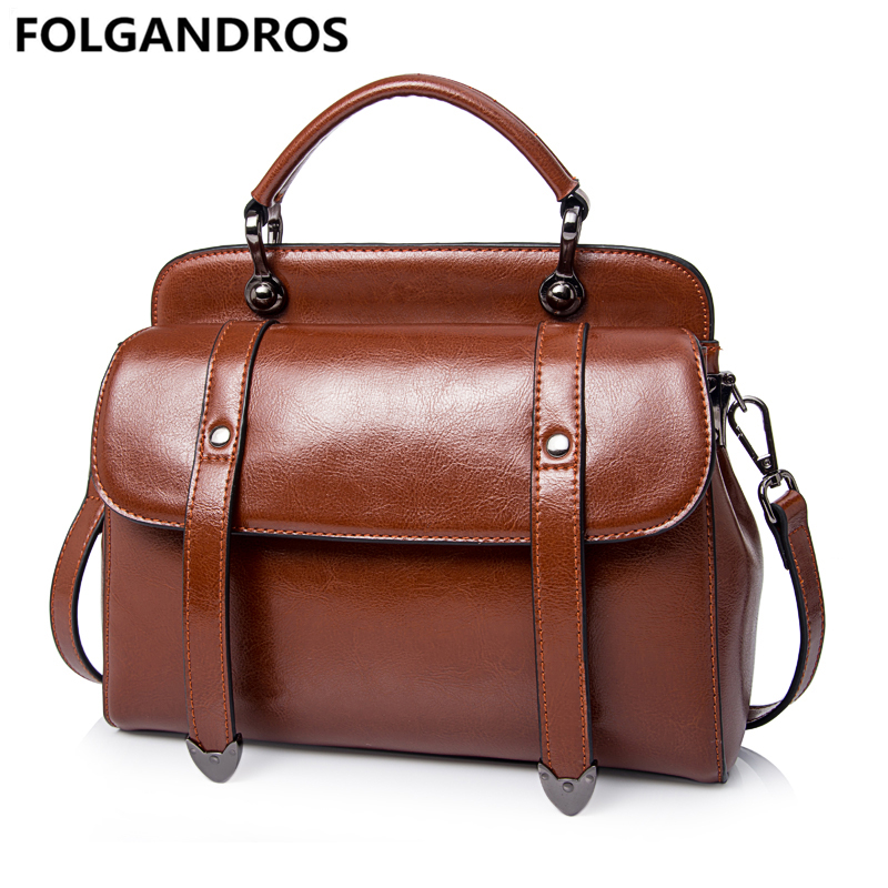 Brand Fashion Womens Top-Handle Handbag Genuine Natural Leather Shoulder Bag Ladies High Quality Casual Messenger Crossbody BagBrand Fashion Womens Top-Handle Handbag Genuine Natural Leather Shoulder Bag Ladies High Quality Casual Messenger Crossbody Bag