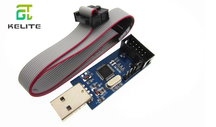 HAILANGNIAO USB ISP Programmer for ATMEL AVR ATMega ATTiny 51 AVR Board ISP DownloaderHAILANGNIAO USB ISP Programmer for ATMEL AVR ATMega ATTiny 51 AVR Board ISP Downloader