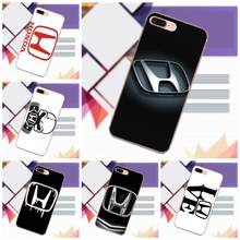 Vvcqod For Apple iPhone X 4 4S 5 5C 5S SE 6 6S 7 8 Plus For Moto G G2 G3 TPU Hotsales Mugen Power Honda Logo(China)