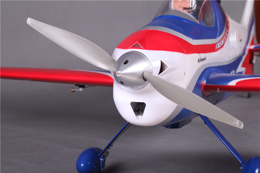 FMS RC Airplane 1400MM 1.4M F3A Olympus PNP Aerobatic 3D