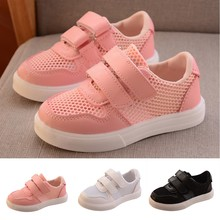 2019 Infant Kids Baby Boys Girls Summer Children Kids Baby Girls Boys Mesh Breathable Run Sport Casual good looking Shoes