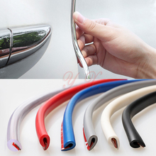 Car Rubber Edging Protection Strip Edge Doors Molding Side Protector Anti-Scratches Vehicle Car Accessories For Lexus
