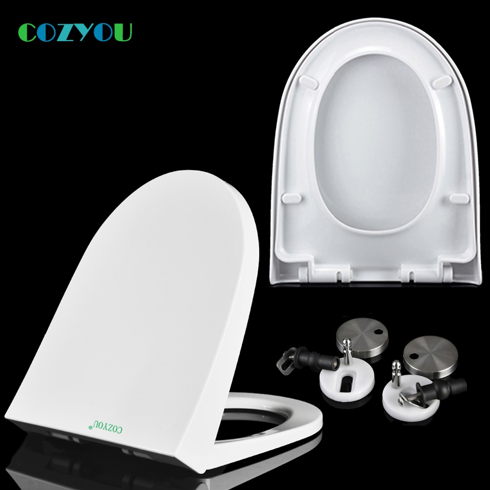 Lengthened U type PP Toilet seat soft Close  Double button Quick-Release length 450mm to 500mm,width 370mm to 380mm GBP17311SULengthened U type PP Toilet seat soft Close  Double button Quick-Release length 450mm to 500mm,width 370mm to 380mm GBP17311SU