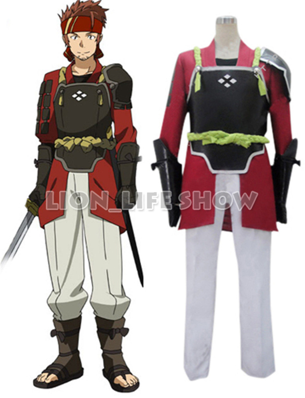 Sword Art Online Salamander Klein Cosplay party Costume any size sword art online 5 phantom bullet death gun cosplay shoe party boots high quality custom made
