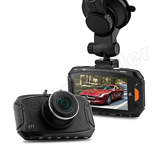 GS90 voiture DVR Ambarella A7 HD 2.7 pouces tableau de bord caméra 170 degrés grand angle de vision sans module GPS enregistreur automatique caméscope