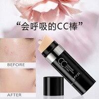 Professional Sun Block SPF 20 Whitening Face Cream Full Covers Concealer Makeup Base Foundation BB Cream